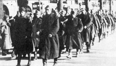 Ulazak partizanskih snaga u Split 26. listopada 1944.